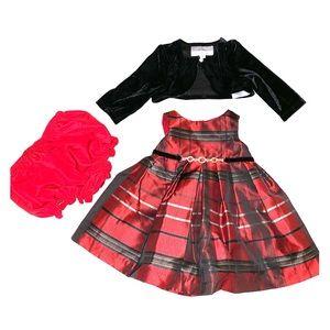 Adorable dress set